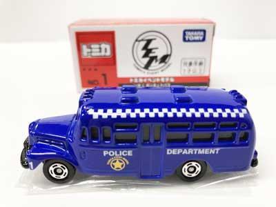 トミカ博2019 トミカイベントモデル NO.1 いすゞ ボンネットバス TMC00216 1枚目