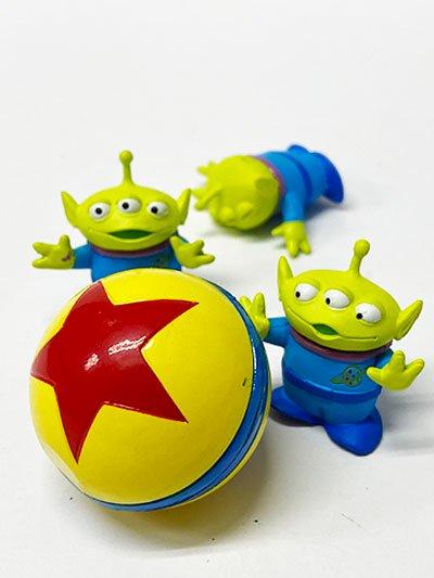 タカラトミーアーツ トイ・ストーリー4 Toys in Sports! エイリアン&ピクサーボール TC00554