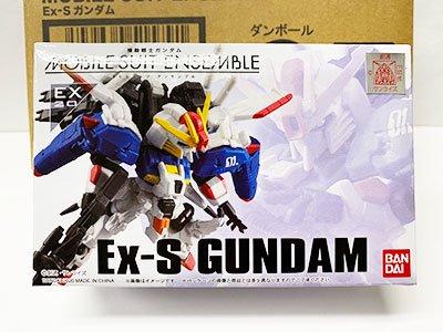 プレミアムバンダイ限定 機動戦士ガンダム MOBILE SUIT ENSEMBLE EX20 Ex‐Sガンダム GU0051