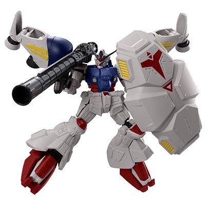 1月発売予定 バンダイ 機動戦士ガンダム GフレームEX02 ガンダム試作2号機