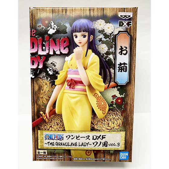 ワンピースDXF THE GRANDLINE LADY ワノ国vol.3 お菊 OPZ0238