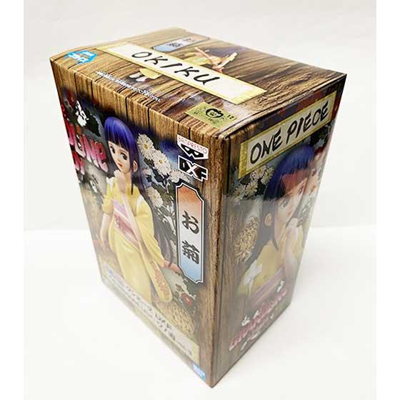 ワンピースDXF THE GRANDLINE LADY ワノ国vol.3 お菊 OPZ0238 2枚目