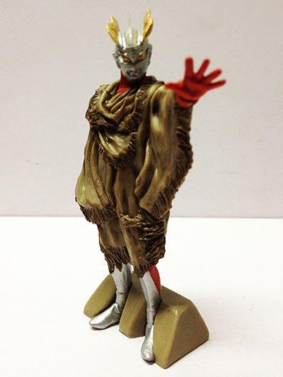 バンダイ HGヒーローズ ウルトラマン3〜悪魔と天使の間に・・・編〜 さすらいのストロングコロナゼロ UC00118