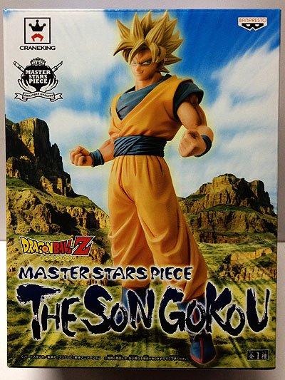 ドラゴンボールZ MASTER STARS PIECE THE SON GOKOU ー孫悟空ー DP0014