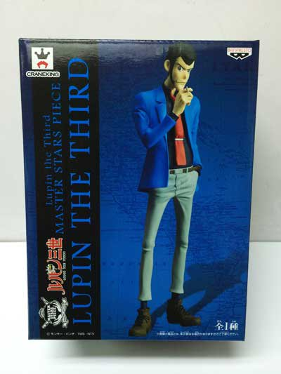 ルパン三世 MASTER STARS PIECE LUPIN THE THIRD ルパン三世 OPZ0112
