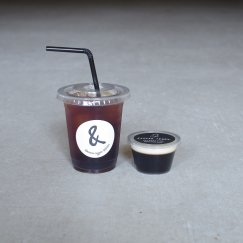Icedcoffee*1 & coffeejelly*1