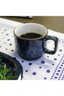 美濃焼 BLUE STACKING MUG CUP