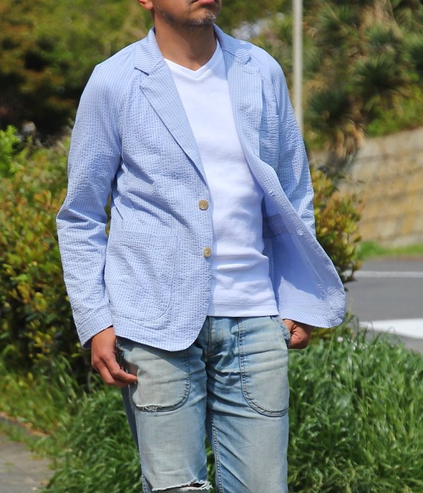 SUMMER TAILORED JACKET
