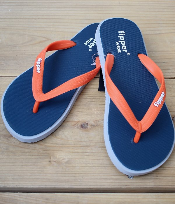 Fipper beach sandals  WIDE