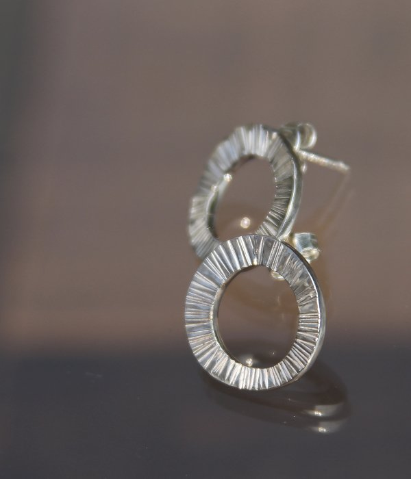 【MARUCO】 DIGGING PIERCED EARRINGS