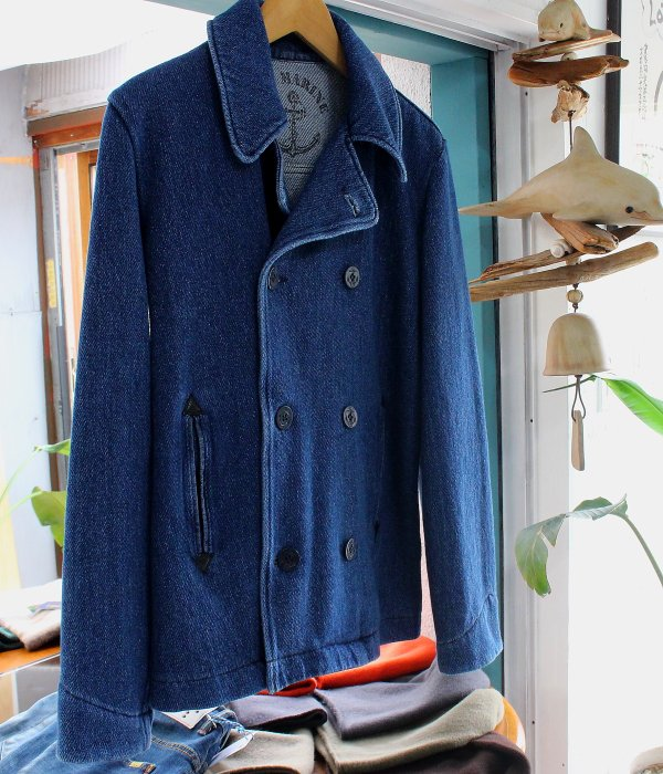 KERSEY MARIN SHORT P-COAT