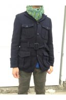 <img class='new_mark_img1' src='//img.shop-pro.jp/img/new/icons24.gif' style='border:none;display:inline;margin:0px;padding:0px;width:auto;' />WOOL 中綿 ARMY JACKET