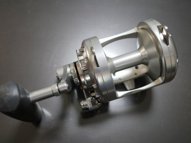 アベット PRO-EXW 30/2 左ハンドル(銀)在庫処分