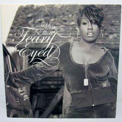 Missy Elliott - Teary Eyed (UK)(Atlantic Street - AT0215T)(2005)