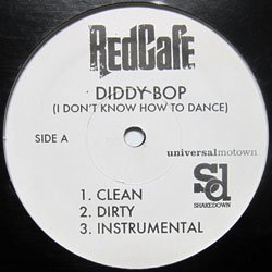 Red Cafe - Diddy Bop / Hat To The Back (Universal Motown - REDCAFE)(2006)