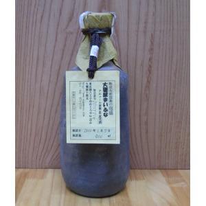 大甕屋まいふな60度花酒 備前安田瓶900