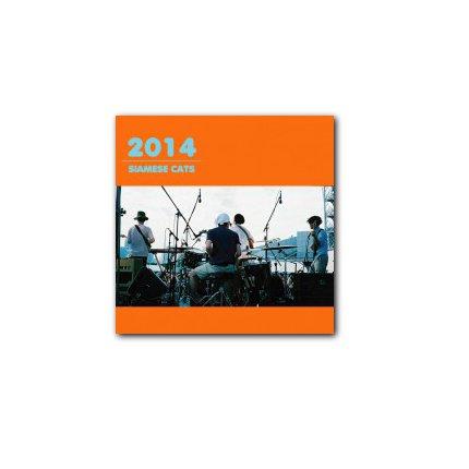 シャムキャッツ_ライブアルバム 「2014」CD