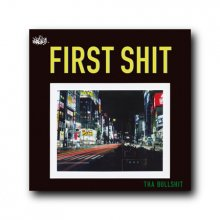 Tha Bullshit_1st mini album[FIRST SHIT]CD