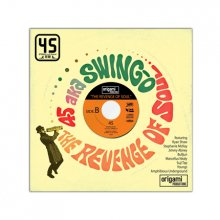 45「THE REVENGE OF SOUL」CD