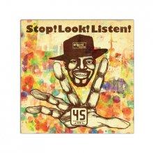 45「Stop! Look! Listen!」CD