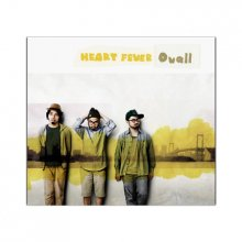 Ovall「Heart Fever」CD