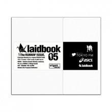 laidbook「laidbook05 The RUNNIN' ISSUE」CD