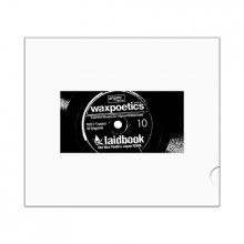 laidbook「laidbook10 The Wax Poetics Japan ISSUE」CD