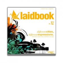 laidbook「laidbook12 different cities, different expressions」CD