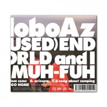 SuiseiNoboAz_2nd Album 「THE(OVERUSED)END OF THE WORLD and I MISS YOU MUH-FUH」