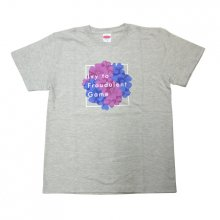 Ivy to Fraudulent Game_Flower T-shirt
