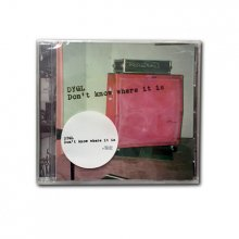DYGL_1ST EP[Don't Know Where It Is]CD