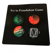 Ivy to Fraudulent Game_BADGE SET