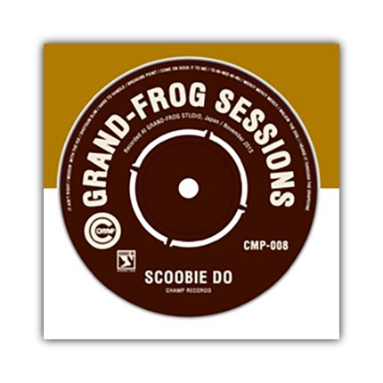 <img class='new_mark_img1' src='//img.shop-pro.jp/img/new/icons5.gif' style='border:none;display:inline;margin:0px;padding:0px;width:auto;' />Scoobie Do_[GRAND-FROG SESSIONS]CD