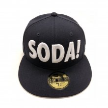 <img class='new_mark_img1' src='//img.shop-pro.jp/img/new/icons5.gif' style='border:none;display:inline;margin:0px;padding:0px;width:auto;' />SODA!×NEW ERA コラボキャップ