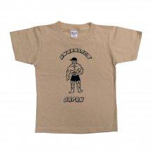 ANABOLICS Apparel_ミニマッチョ君Tシャツ