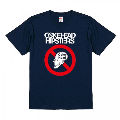 <img class='new_mark_img1' src='//img.shop-pro.jp/img/new/icons5.gif' style='border:none;display:inline;margin:0px;padding:0px;width:auto;' />COKEHEAD HIPSTERS_COKE NOT TEE