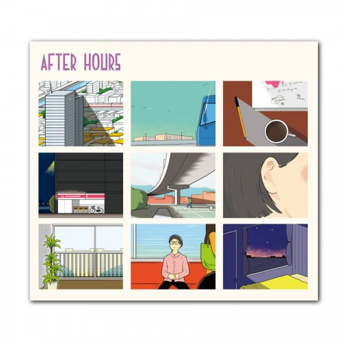 シャムキャッツ_3rd Album[AFTER HOURS]CD