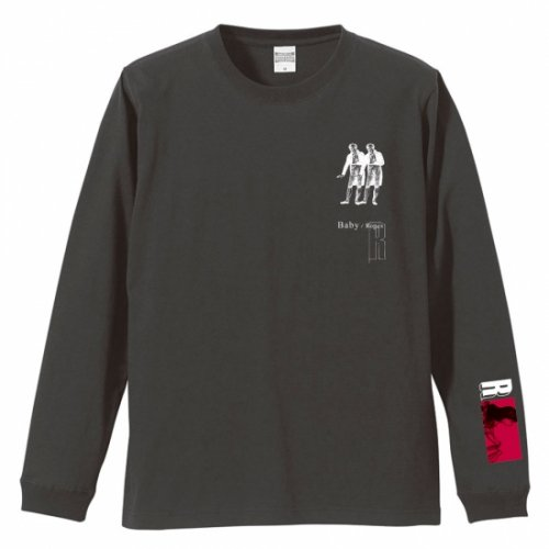 <img class='new_mark_img1' src='//img.shop-pro.jp/img/new/icons5.gif' style='border:none;display:inline;margin:0px;padding:0px;width:auto;' />Ropes_Drawing Tour Long Sleeve TEE