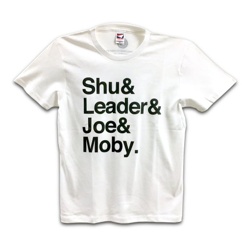 Scoobie Do_FUNKY4 NAME Tシャツ