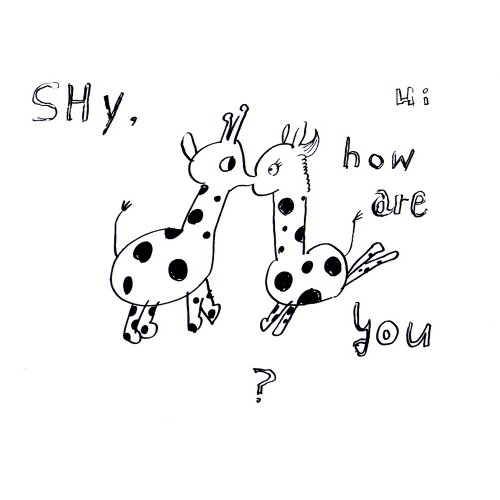 Hi, how are you?_5th Album [Shy,how are you?]CD