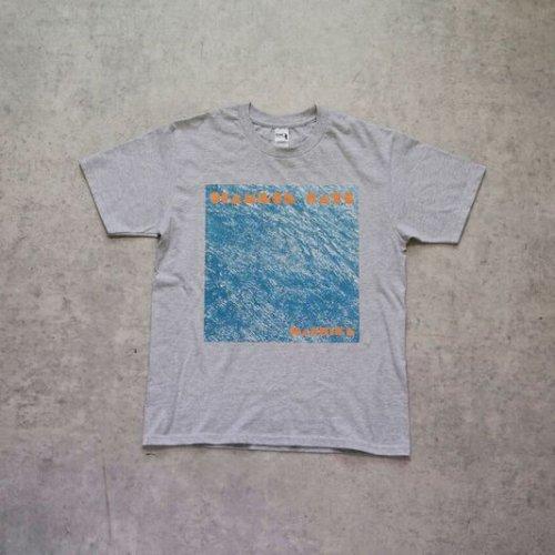 シャムキャッツ_「はしけ」Cover T-Shirt