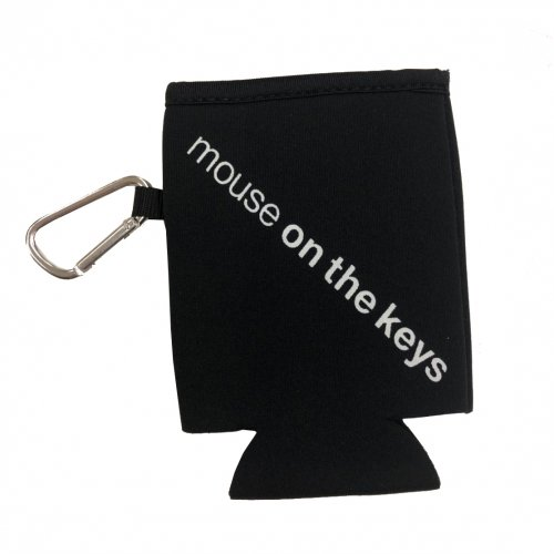 mouse on the keys_Koozie