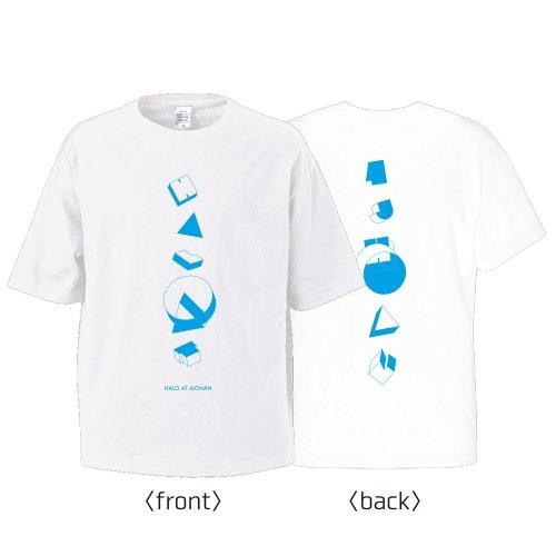 Halo at 四畳半_グラフィックTシャツ