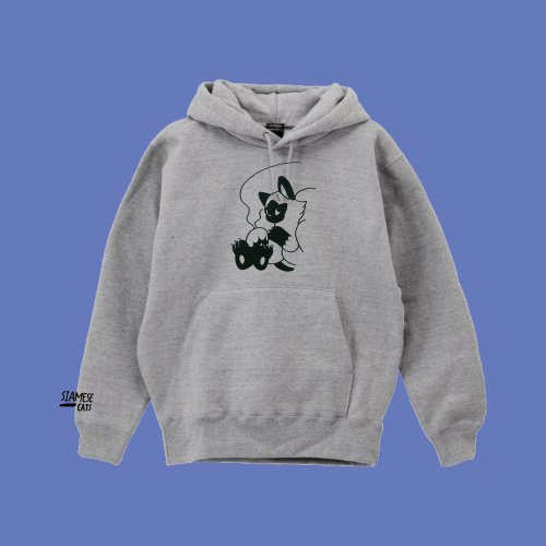 シャムキャッツ_Bad Cat Super Heavy Hoodie