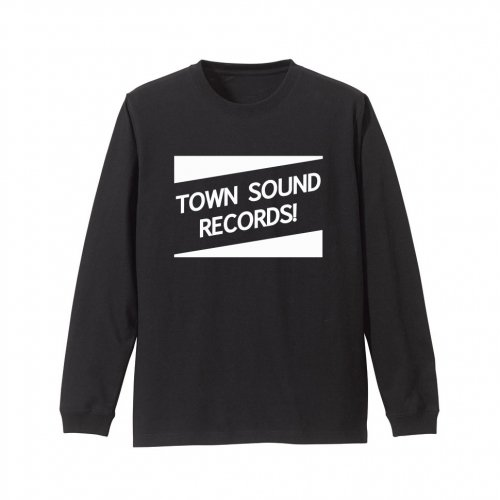 SODA!_TOWN SOUND RECORDS LONGSLEEVE