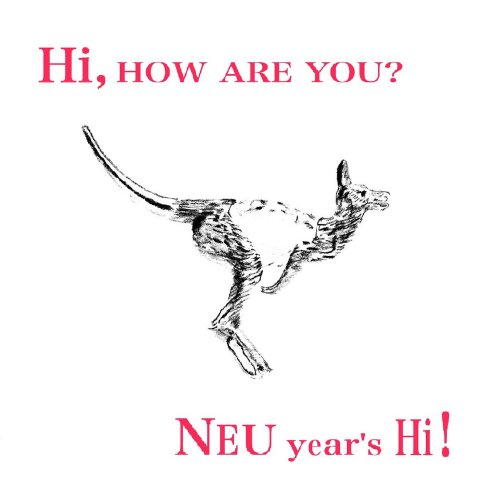 Hi, how are you?_Single CD [NEU year's Hi!]
