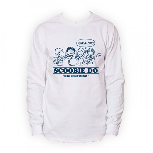 <img class='new_mark_img1' src='//img.shop-pro.jp/img/new/icons5.gif' style='border:none;display:inline;margin:0px;padding:0px;width:auto;' />Scoobie Do_Funky Mellowな仲間たち Long Sleeve Tシャツ