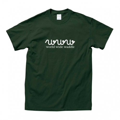 <img class='new_mark_img1' src='//img.shop-pro.jp/img/new/icons5.gif' style='border:none;display:inline;margin:0px;padding:0px;width:auto;' />toddle_world wide waddle Tシャツ