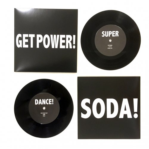 <img class='new_mark_img1' src='https://img.shop-pro.jp/img/new/icons5.gif' style='border:none;display:inline;margin:0px;padding:0px;width:auto;' />SODA! _[GET POWER!] 7inch