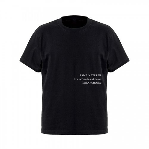 Ivy to Fraudulent Game_×LAMP IN TERREN   『μελαγχολία −メランコリア− 』T-Shirt